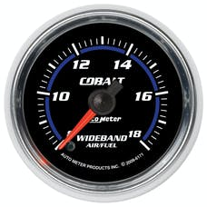 "AutoMeter Products 6171 2-1/16"" Analog Wideband 8-18, Cobalt"