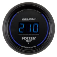 AutoMeter Products 6937 2-1/16in Water Temp   0- 340 F Digital Black