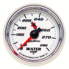AutoMeter Products 7131 Water Temp 140-280 F