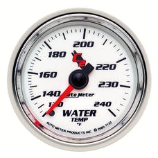 AutoMeter Products 7132 Water Temp 120-240 F