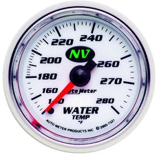 AutoMeter Products 7331 Water Temp 140-280 F