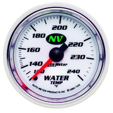 AutoMeter Products 7332 Water Temp 120-240 F
