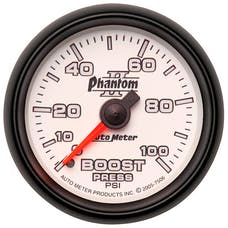 AutoMeter Products 7506 Boost 0-100 PSI