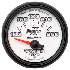 AutoMeter Products 7537 Water Temp 100-250  (ss)