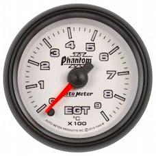 AutoMeter Products 7544-M GAUGE; PYROMETER (EGT); 2 1/16in.; 900deg.C; DIGITAL STEPPER MOTOR; PHANTOM II