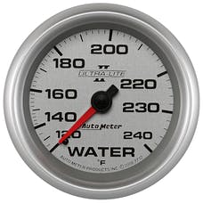 AutoMeter Products 7732 2-5/8in Water Temp, 120- 240`F, Mech