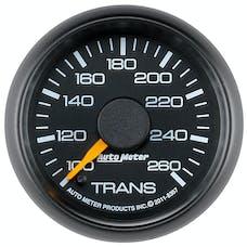 AutoMeter Products 8357 Gauge; Trans Temp; 2 1/16in.; 100-260deg.F; Digital Stepper Motor; GM Factory Ma