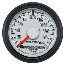 """AutoMeter Products 8545 2-1/16"""" Factory Match Pyrometer 0-2000"""