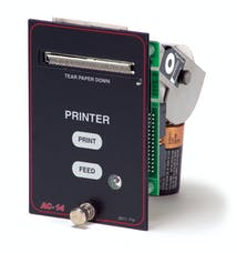 AutoMeter Products AC-14 Modular Internal IR Printer