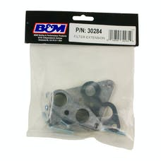 B&M 30284 Filter Extension for 30280/30289