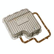 B&M 40281 Cast Deep Transmission Pan for C6