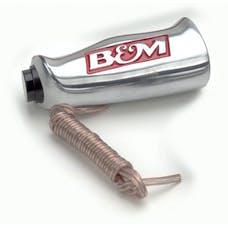 B&M 80658 T-Handle Universal Auto Trans Shift Knob