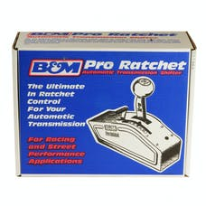 B&M 81120 Automatic Shifter-Stealth Pro Ratchet-Universal