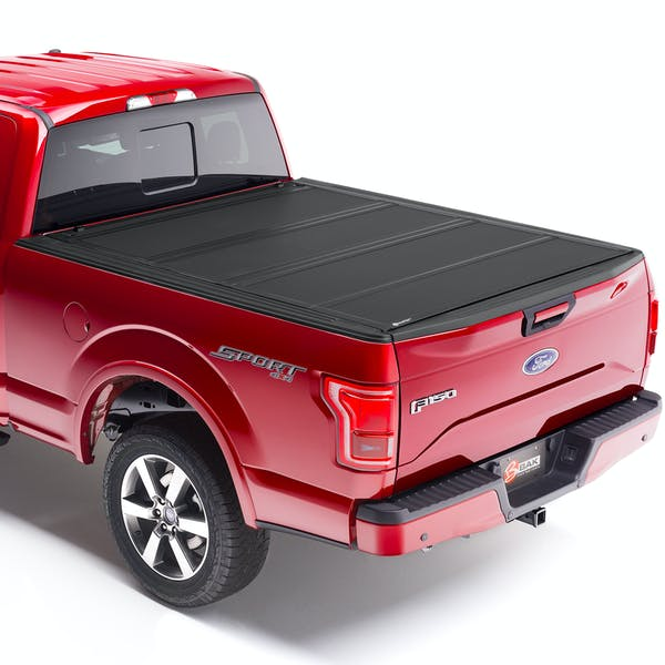 BAK Industries 448327 BAKFlip MX4 Hard Folding Truck Bed Cover