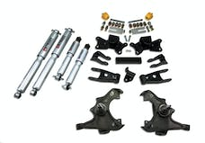 Belltech 721SP Lowering Kit with SP Shocks