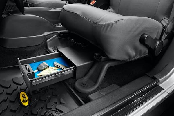 Bestop 42640-01 Underseat Lock Box