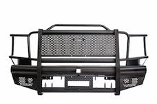 Big Country Truck Accessories 15424T Heavy Duty Front Bumpers