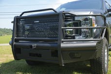 Big Country Truck Accessories 15438T Heavy Duty Front Bumpers