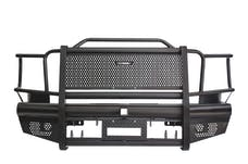 Big Country Truck Accessories 15579T Heavy Duty Front Bumpers