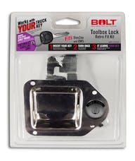 BOLT 7022696 Locking Tool Box Latch