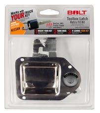 BOLT 7023548 Locking Tool Box Latch