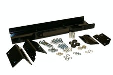 Bulldog Winch 20009 Mounting Plate Kit for Jeep CJ and YJ