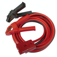 Bulldog Winch 20298 Booster Cable Set, 20' with clamps and plug