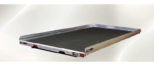 CargoGlide CG1000-7548 Slide Out Cargo Tray, 1000 lb capacity, 70% Extension, Plywood Deck