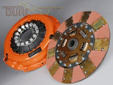 Centerforce DF240098 Dual Friction(R), Clutch Pressure Plate and Disc Set