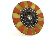 Centerforce DF281226 Dual Friction(R), Clutch Friction Disc