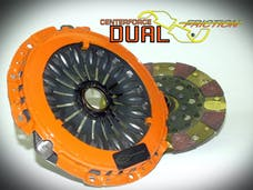 Centerforce DF292271 Dual Friction(R), Clutch Pressure Plate and Disc Set