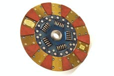 Centerforce DF384161 Dual Friction(R), Clutch Friction Disc
