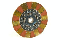 Centerforce DF384208 Dual Friction(R), Clutch Friction Disc