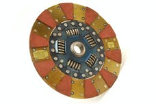 Centerforce DF384611 Dual Friction(R), Clutch Friction Disc