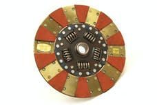Centerforce DF388144 Dual Friction(R), Clutch Friction Disc