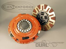 Centerforce DF395010 Dual Friction(R), Clutch Pressure Plate and Disc Set