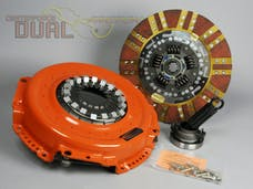 Centerforce DF489989 Dual Friction(R), Clutch Pressure Plate and Disc Set
