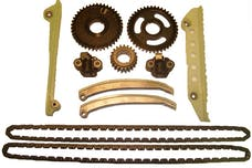 Cloyes 9-0387SG Multi-Piece Timing Kit Engine Timing Chain Kit