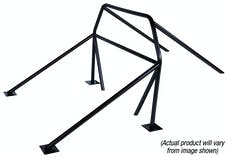Competition Engineering C3132 8 PT ROLL BAR MUSTANG 2005-2014 KIT, 1.750 Dia X .134 Wall Tube; Mild Steel