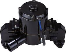 CVR Performance 8550BK Proflo Extreme Water Pump SB Chevy - Black