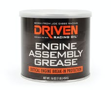 Driven Racing Oil 00728 Extreme Pressure Engine Assembly Lubricant - 16 oz. Tub