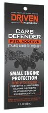 Driven Racing Oil 70042 Carb Defender Ethanol Fuel Additive (1 oz.) for Small Engine