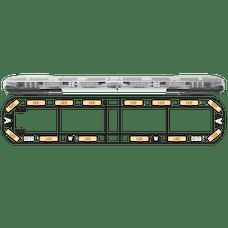 "ECCO 14-00003-E Axios 14 Series Modular LED Lightbar (60"", 14 LEDs, DropLock Power Rails)"