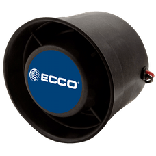 ECCO 450 400 Series Self-Adjusting Back-Up Tonal Smart Alarm (Grommet Mount, 112 dBA)