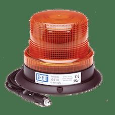 ECCO 6410A-MG 6410 Series Low-Profile Flashtube Strobe Beacon (Magnet Mount, Amber)