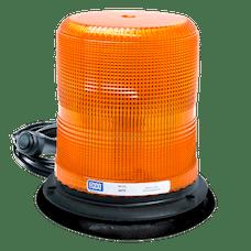 ECCO 6670A-VM 6670 Series Meduim-Profile Flashtube Strobe Beacon (Vacuum-Magnet Mount, Amber)