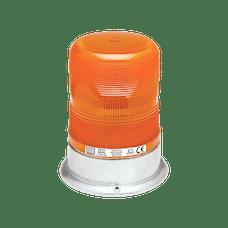 ECCO 6690A 6690 Series High-Profile Flashtube Strobe Beacon (3-Bolt Mount, Amber)