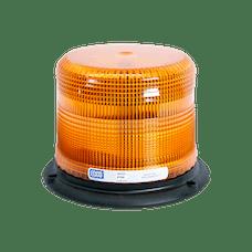 ECCO 6750C 6750 Series Low-Profile i.beam Flashtube Strobe Beacon (3-Bolt Mount, Clear)