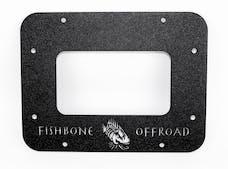 Fishbone Offroad FB31042 BackSide Tailgate Plate