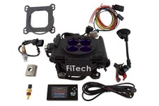 FiTech 30008 Meanstreet EFI System Kit (Matte Black, 800 HP)